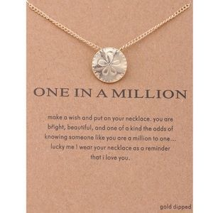 Jewelry - One in a million necklace 4 for $20
